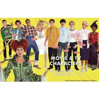 Movie & TV Characters Costumes and Accessories