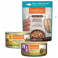 All Instinct Cat Food