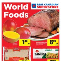 - World Foods Flyer
