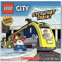 Books - Lego City: Stop That Train