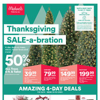 - Weekly Deals - Thanksgiving Sale-a-bration Flyer