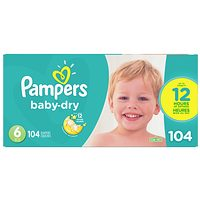 Pampers Club Size Diapers