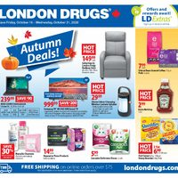 - 6 Days of Savings -  Autumn Deals! Flyer