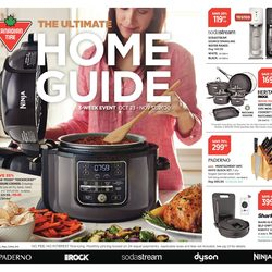 Canadian Tire - The Ultimate Home Guide Flyer