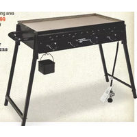 Country Smokers Highlands Portable Gas Griddle