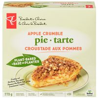 PC Plant- Based Apple Crumble Pie