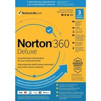 NortonLifeLock 360 Deluxe for 3 Devices