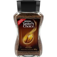 Nescafe Rich or Taster's Choice Instant Coffee
