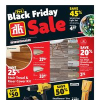 Home Hardware - Building Centre - Pre-Black Friday Sale Flyer