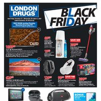 London Drugs - Weekly - Black Friday Flyer