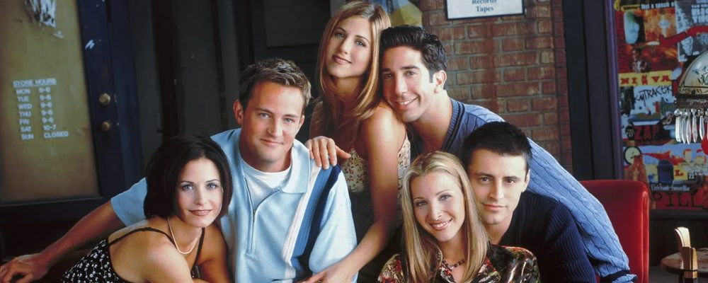 Friends is Leaving Netflix Canada on December 31