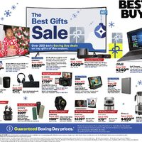 Best Buy - Weekly - The Best Gifts Sale Flyer