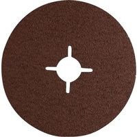 Pro.Point 5 Pc Premium Resin Fibre Sanding Discs - 7 in. 36 Grit