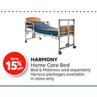Harmony Home Care Bed