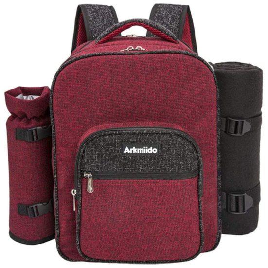 2. Best Picnic Gift: Picnic Backpack for 4