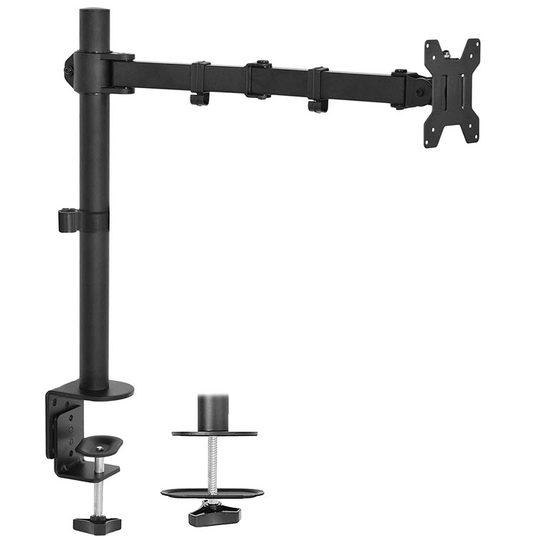 2. Runner Up: VIVO Single LCD Monitor Desk Mount Stand