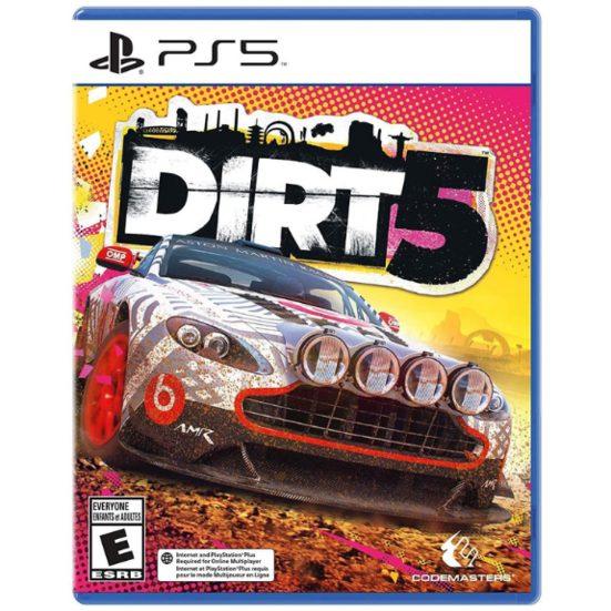 4. Best Racing Game: Dirt 5