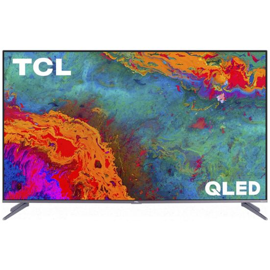"4. Best Budget Pick (QLED): TCL 75"" 5-Series 4K UHD Dolby Vision HDR QLED Roku Smart TV - 75S535-CA"