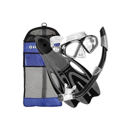 3. Best Budget Pick: U.S. Divers Cozumel Snorkeling Set