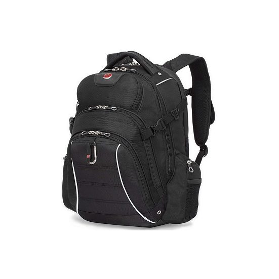 5. Best Carry-On: SWISSGEAR Carry-On Backpack