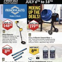 - 2 Week Sale - Mixing Up The Deals Flyer