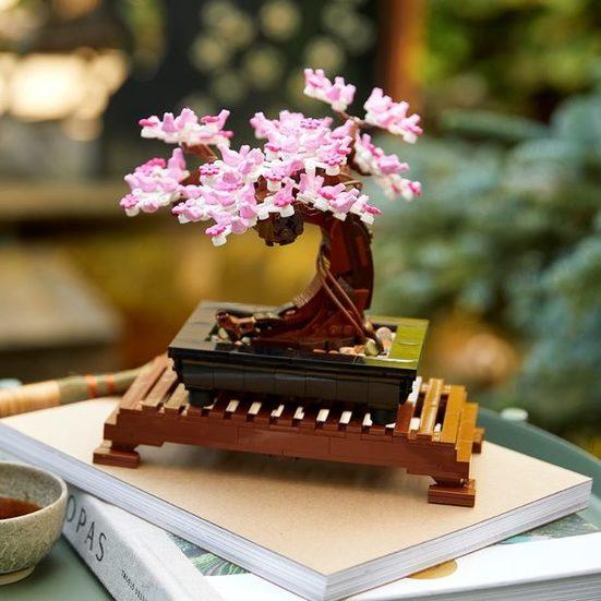 1. Editor's Pick: LEGO Botanical Collection Bonsai Tree