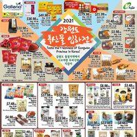 Galleria Supermarket - Weekly Specials Flyer