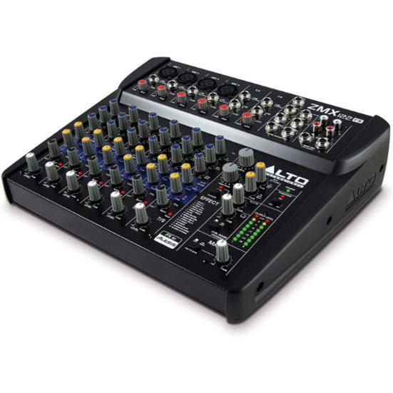 1. Editor's Pick: Alto Professional ZMX122FX