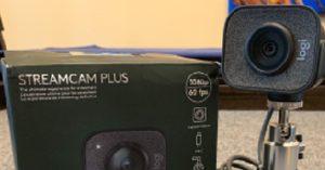 [] Logitech StreamCam Plus HD Webcam