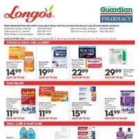 Longos - Pharmacy Flyer