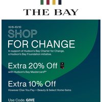 - Weekly - Shop For Change Flyer
