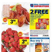 - Weekly Savings Flyer