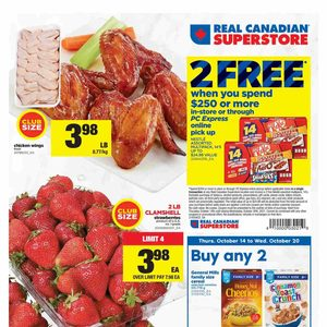 [Valid Thu Oct 14 — Wed Oct 20] Real Canadian Superstore