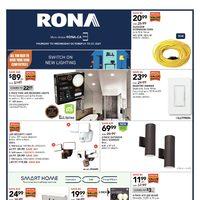 Rona - Weekly Deals Flyer