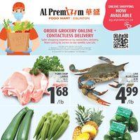 Al Premium Food Mart - Eglinton Store Only - Weekly Specials Flyer