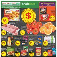 Shop Easy Foods - Weekly Specials - Dollar Sale Flyer