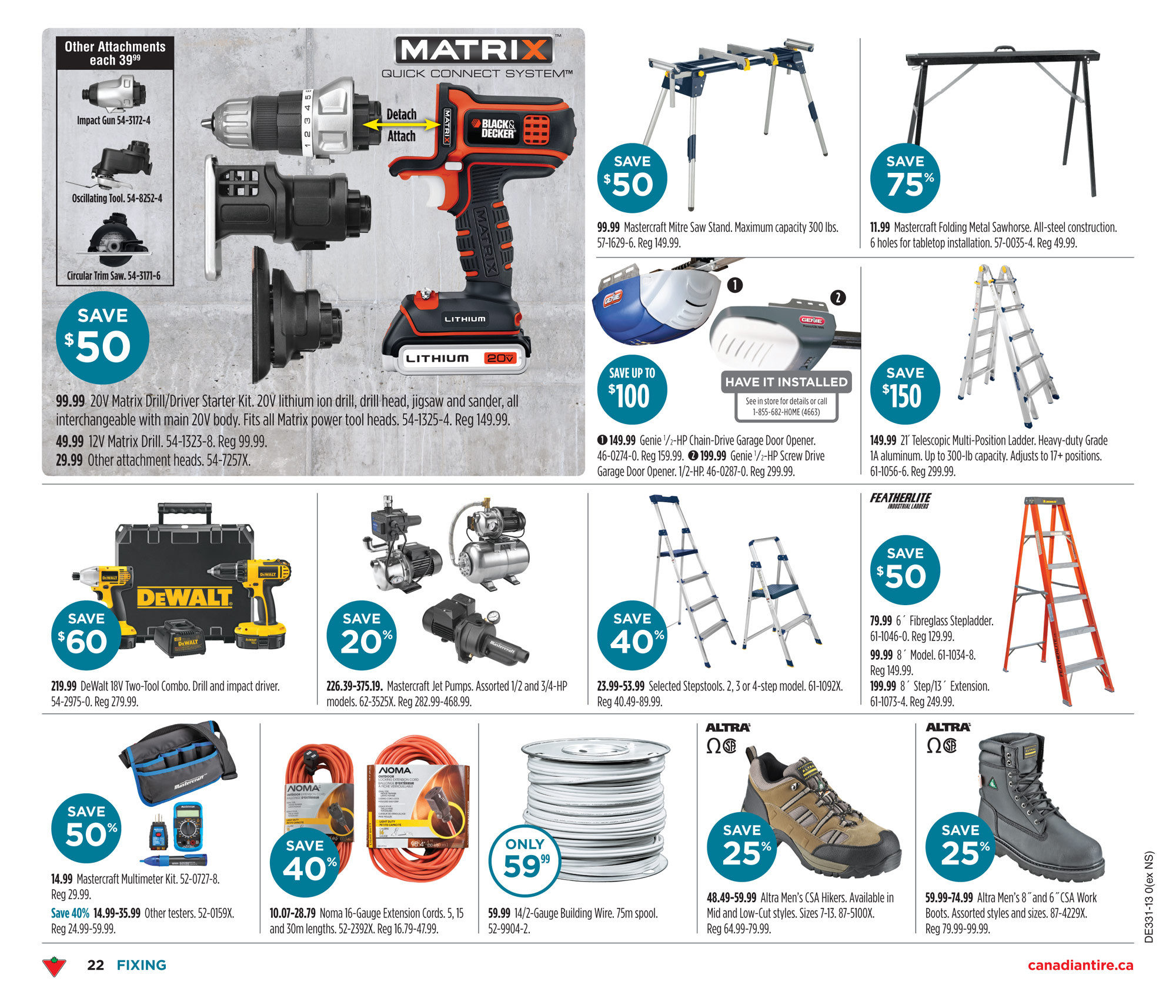 Mastercraft Seat Heater Wiring Diagram Canadian Tire Weekly Flyer Jul 25 Aug 1