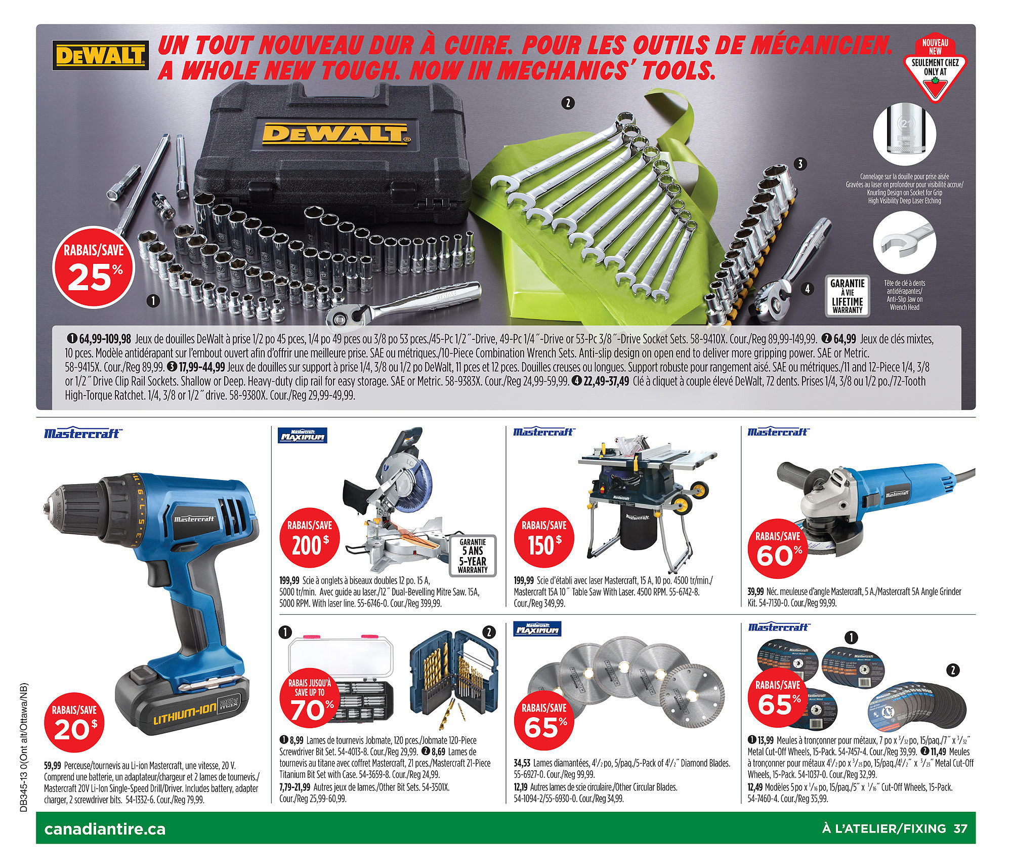 Canadian Tire Weekly Flyer Weekly Flyer Oct 31 Nov 7