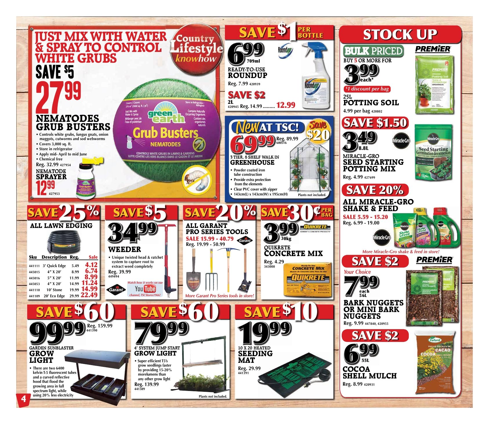 TSC Stores Weekly Flyer - Weekly Flyer - Apr 11 – 16