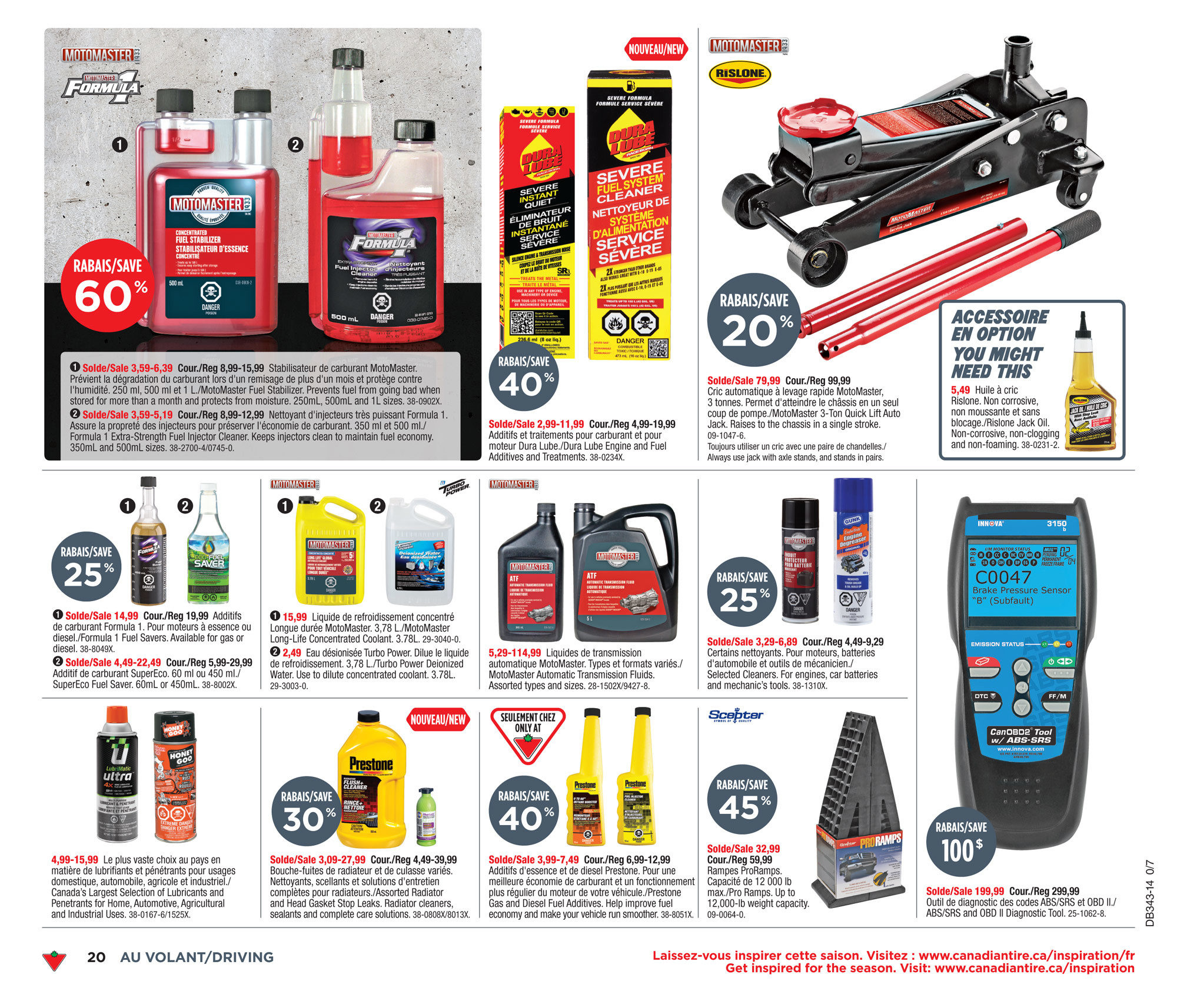 Canadian Tire Weekly Flyer Oct 17 23 Wiring Diagram Oreck Xl 988