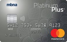 Platinum Plus® Mastercard® credit card