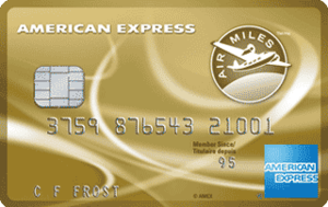 American Express® AIR MILES®* Credit Card