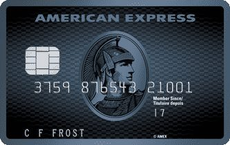 American Express Cobalt Credit Card