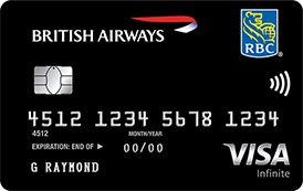 RBC® British Airways VISA® Infinite