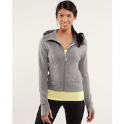 Sale Items at lululemon.com: Throw Me Over Hoodie $69 (was $98), Blissful Headband $9 (was $14)
