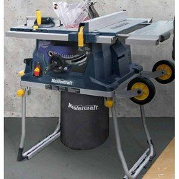 Canadian tire mastercraft portable table saw 15a 19999 canadian tire mastercraft portable table saw 15a 19999 20000 off redflagdeals greentooth Choice Image