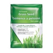 All-purpose Grass Seed Mix, 8 Kg - $34.99 ($15.00 Off)
