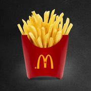 McDonald's: Get FREE Medium Fries with Any Purchase on July 13