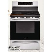 Frigidaire Gallery 5.4 Cu. Ft. Self-Clean Induction Range with Fan Convection - $1298.00