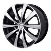 Touren Tr3 Wheel In Black W/ Machined Face - $103.49 ($11.50 Off)